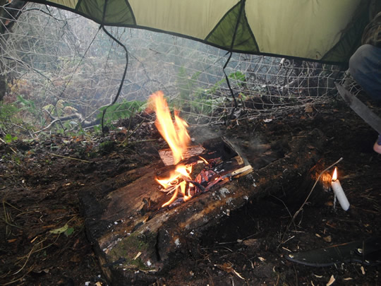 Bush craft photos